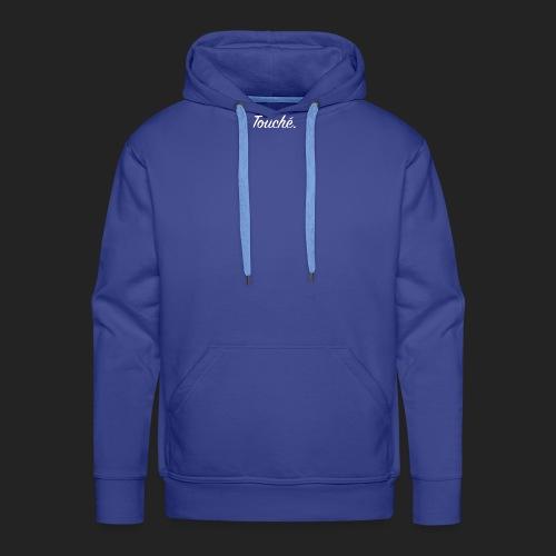 Touché - Sweat-shirt à capuche Premium pour hommes