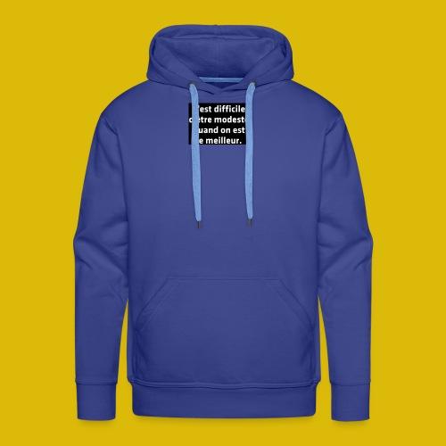PAR FEE - Sweat-shirt à capuche Premium pour hommes