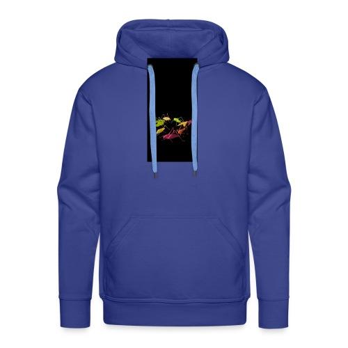 krekels voor iphone jpg - Mannen Premium hoodie