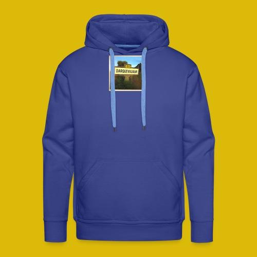 Dark vador - Sweat-shirt à capuche Premium pour hommes