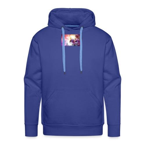 COLORS - Sweat-shirt à capuche Premium pour hommes
