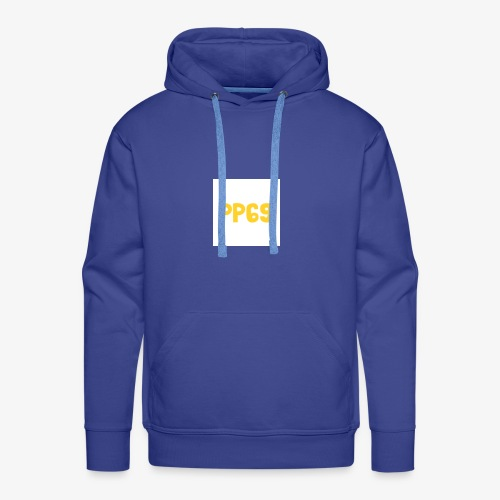 Pugs Plays69 Logo - Men's Premium Hoodie