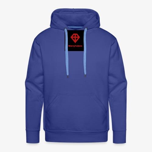 warrytubers merch - Mannen Premium hoodie