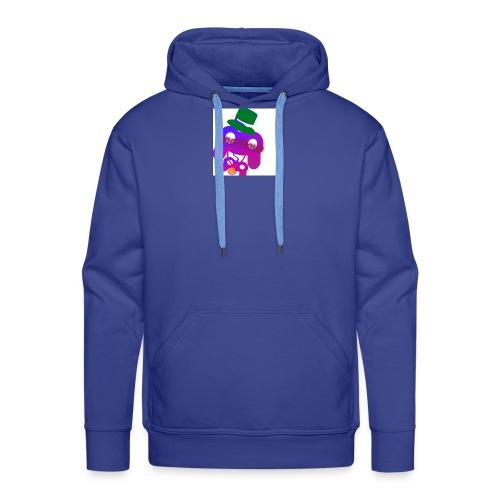 MyLogoArt2018010318454 - Mannen Premium hoodie