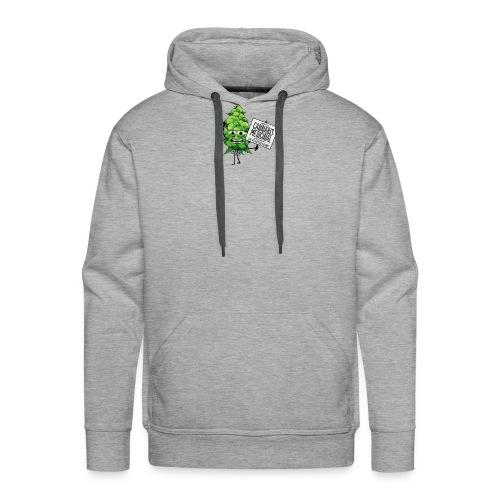 cannabis medicinal - Sweat-shirt à capuche Premium pour hommes