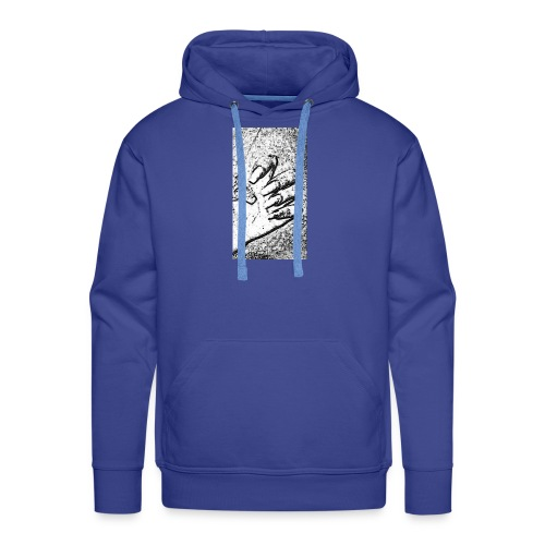 Nagel - Männer Premium Hoodie
