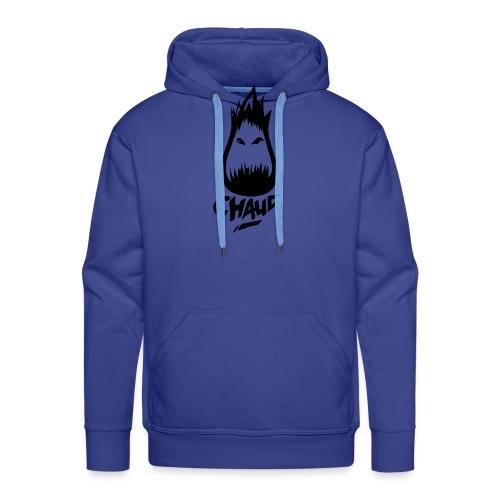 CHAUD - Sweat-shirt à capuche Premium pour hommes