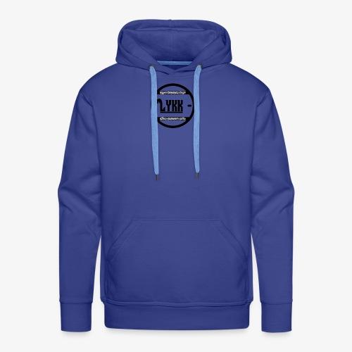 LYKK _ - Herre Premium hættetrøje