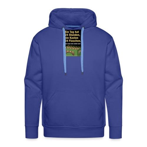 Bauern Sprüche - Männer Premium Hoodie