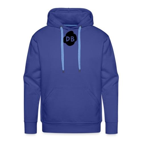 DangleBerry LogoBLACK png - Men's Premium Hoodie