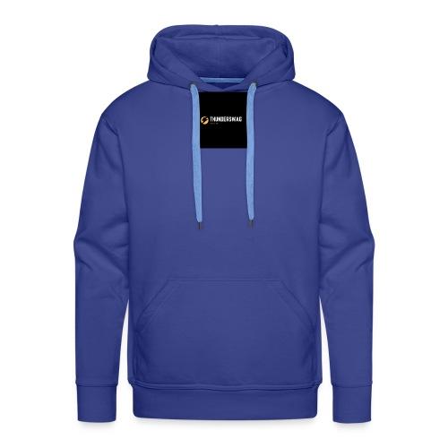 thunderswag - Sweat-shirt à capuche Premium pour hommes