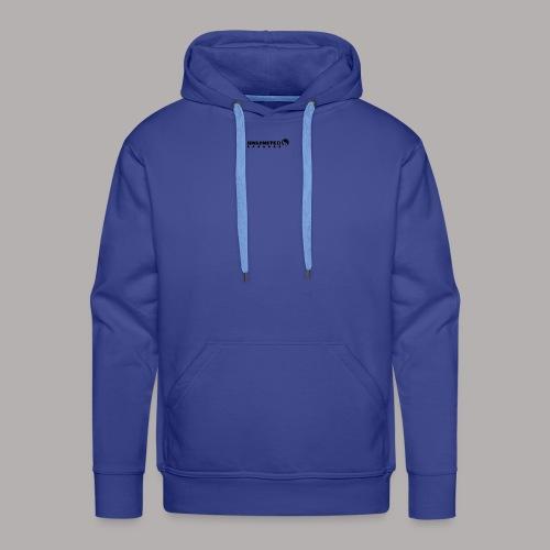 unlimited - Sudadera con capucha premium para hombre