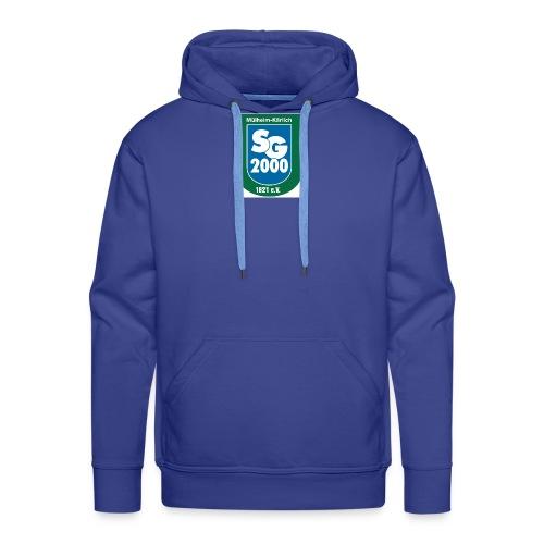 SG Logo - Männer Premium Hoodie