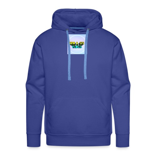 Bro & sis vlogs merch - Men's Premium Hoodie