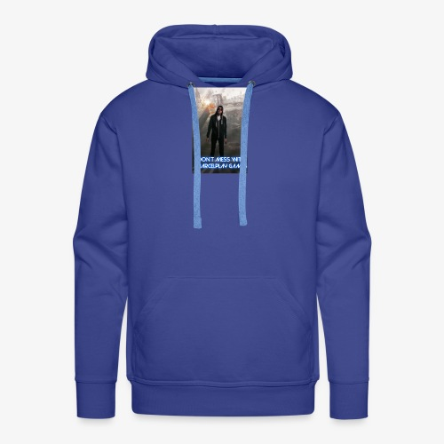 Don't mess with MarcelPlay Games - Men's Premium Hoodie