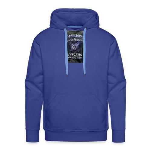 december - Men's Premium Hoodie