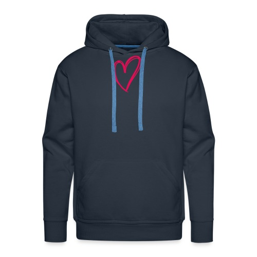 hartje03 - Sweat-shirt à capuche Premium pour hommes