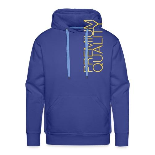 Premium quality - Sweat-shirt à capuche Premium pour hommes