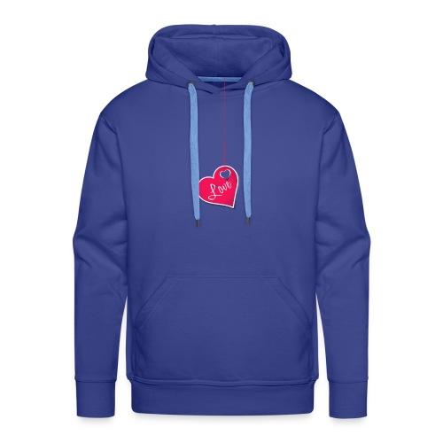 3050d45b6ead3f262513267e7ced9047 - Sweat-shirt à capuche Premium pour hommes