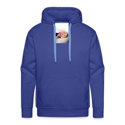 Zdjęcie - Bluza męska Premium z kapturem