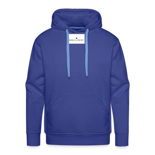 A593F128 8E52 4EEA 96C5 B19897EB8B90 - Sweat-shirt à capuche Premium pour hommes