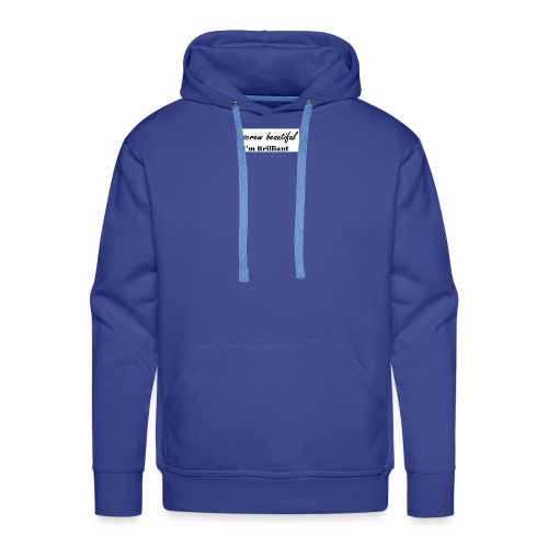 greys anatomy quote - Men's Premium Hoodie