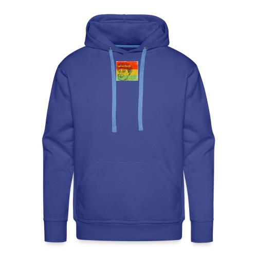 Maprincessesecrète - origional pochette - captain - Sweat-shirt à capuche Premium pour hommes