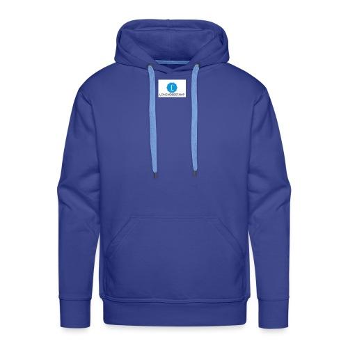 longnoses7amp logo - Men's Premium Hoodie