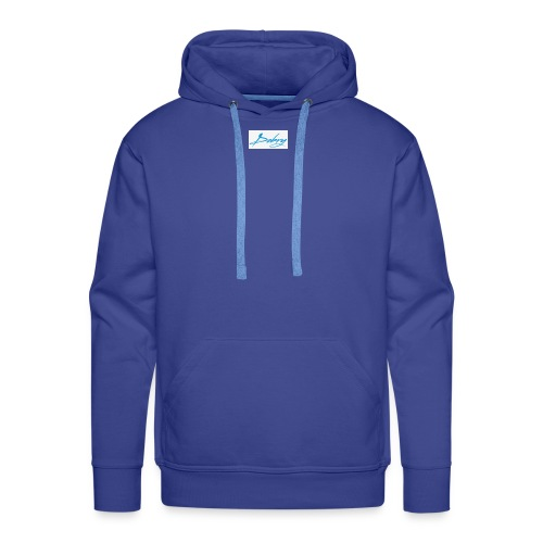 Dobry Logo - Men's Premium Hoodie