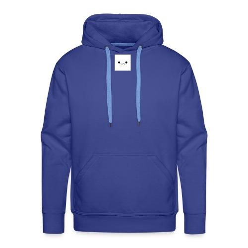emoji - Felpa con cappuccio premium da uomo