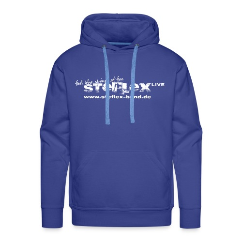 Steflex Full Logo - Männer Premium Hoodie