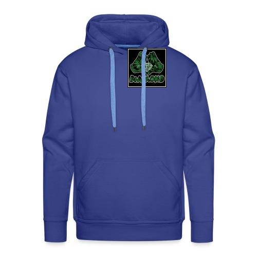 aaron diamond - Sweat-shirt à capuche Premium pour hommes
