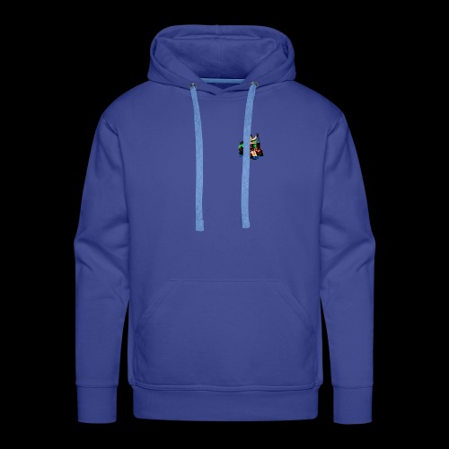 Ready to go shopping - the mask - Men's Premium Hoodie