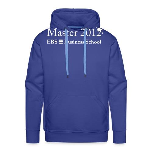EBS Master 2012 - Männer Premium Hoodie