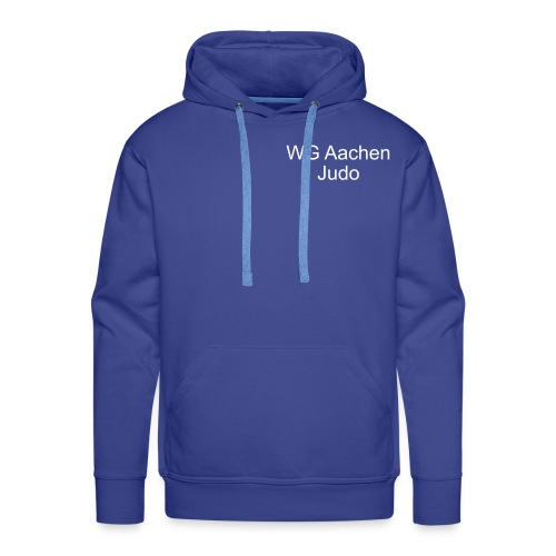 WG Aachen - Männer Premium Hoodie