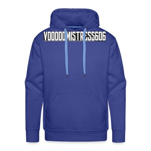 voodoologoletter - Sweat-shirt à capuche Premium pour hommes