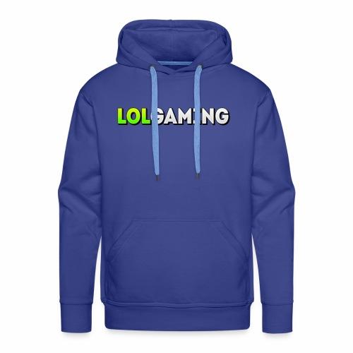 LolGaming - Mannen Premium hoodie
