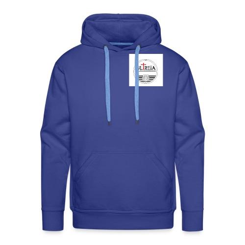 ultreia - Sweat-shirt à capuche Premium pour hommes