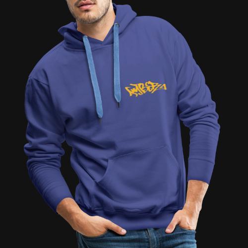 Amber Logo - Männer Premium Hoodie
