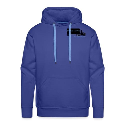 SkyBlue Logistics - Men's Premium Hoodie