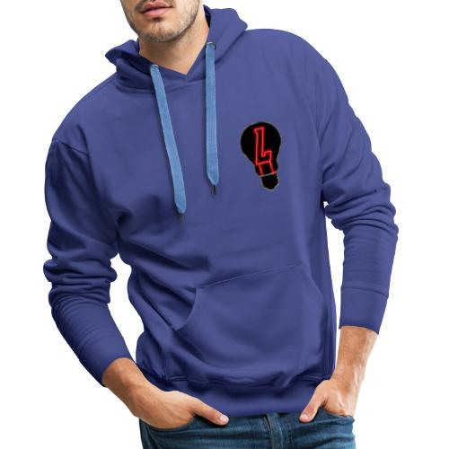 Light Bulb - Men's Premium Hoodie