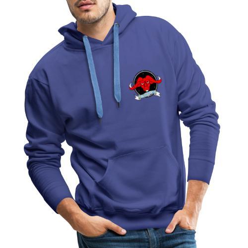 logo BONSIBOY1 - Mannen Premium hoodie