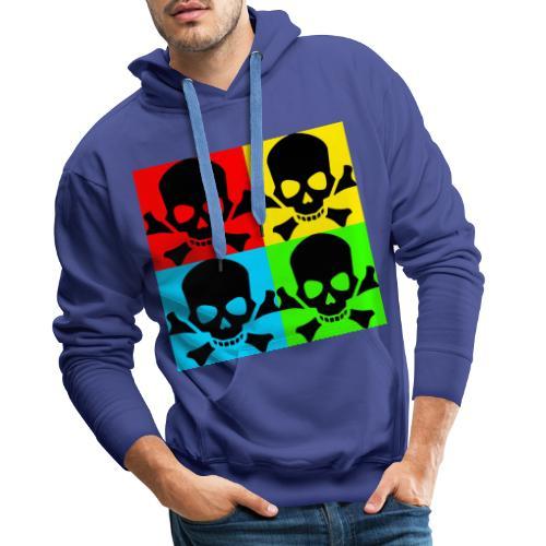 Art Skull - Men's Premium Hoodie