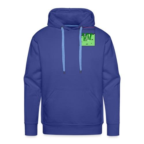 zipWW2 - Sweat-shirt à capuche Premium pour hommes