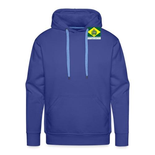 Brazil 200 years independence - Premium hettegenser for menn