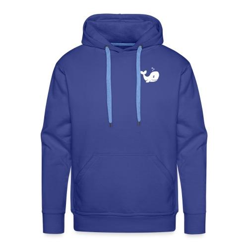 Wal - Männer Premium Hoodie
