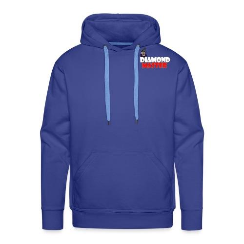 DiamondMaster Hoodie   BlUE EDITION - Men's Premium Hoodie