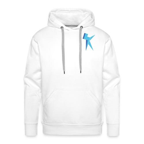 K Vlogs Logo - Mannen Premium hoodie