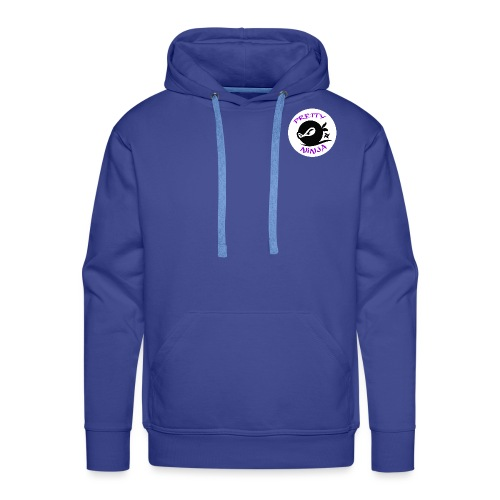 Official Pretty Ninja Logo - Men's Premium Hoodie