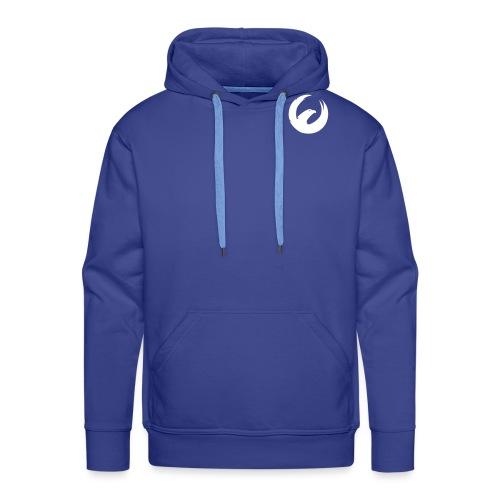 LOGO HAWK Vector - Sweat-shirt à capuche Premium pour hommes